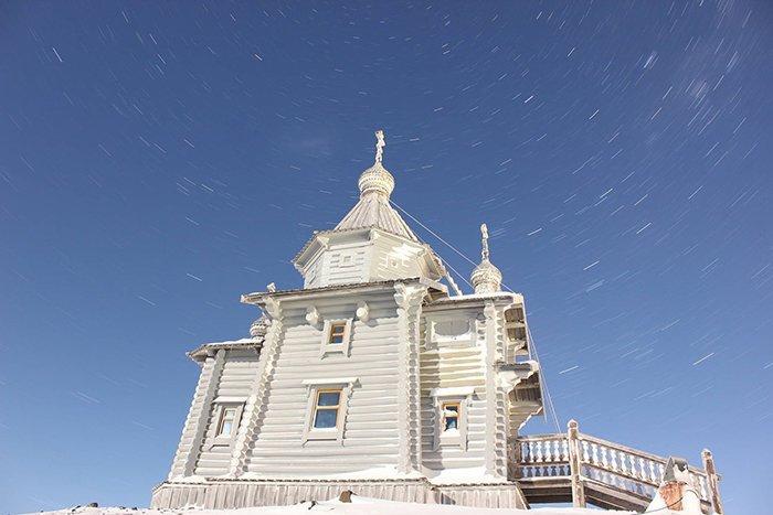 В Антарктиде есть семь христианских церквей Антарктика, антарктида, интересно, ледяной континент, познавательно, секреты Антарктики, удивительно, факты