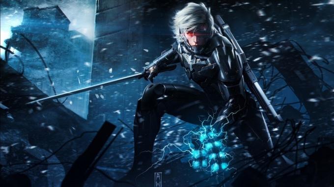 5 лет с момента релиза Metal Gear Rising: Revengeance