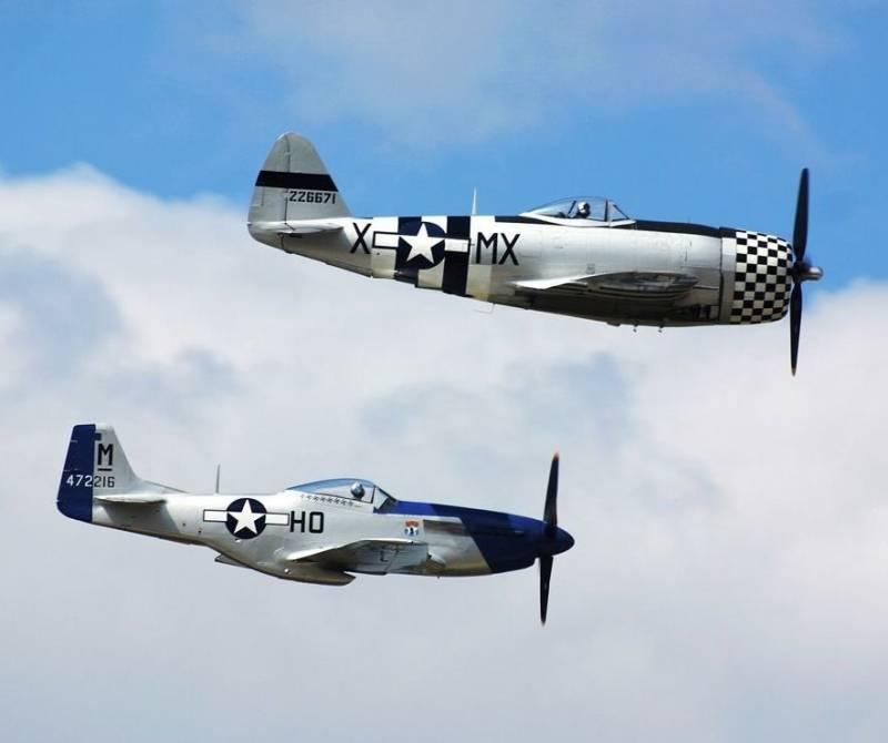 Боевые самолеты. Этот злобный Карлсон… (окончание) самолета, «Тандерболт», самолет, бомбардировщиков, скорость, полета, пулеметов, самолетов, более, истребитель, высоте, целом, противника, крыла, двигателя, «Тандерболтов», штурмовик, полеты, потерях, летчиков