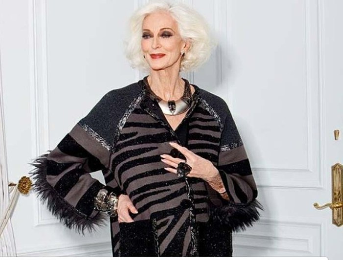 -Жить каждый день!- - девиз самой пожилой работающей модели на свете, вошедшей в Книгу рекордов Гиннесса, которая делится секретами красоты