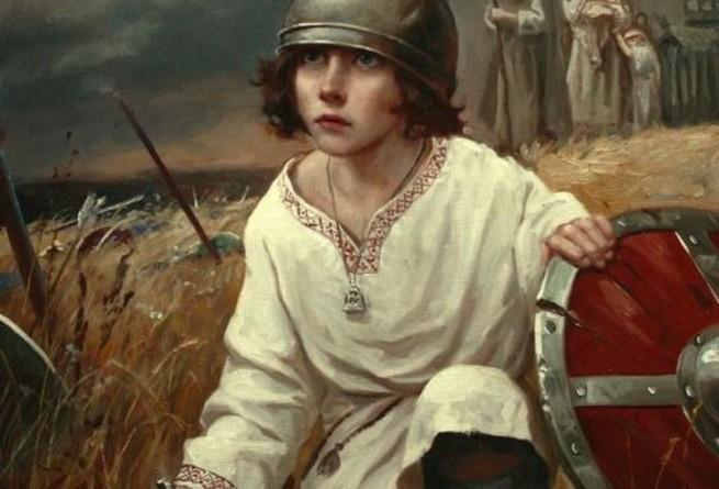 Как воспитывали воинов на Руси?