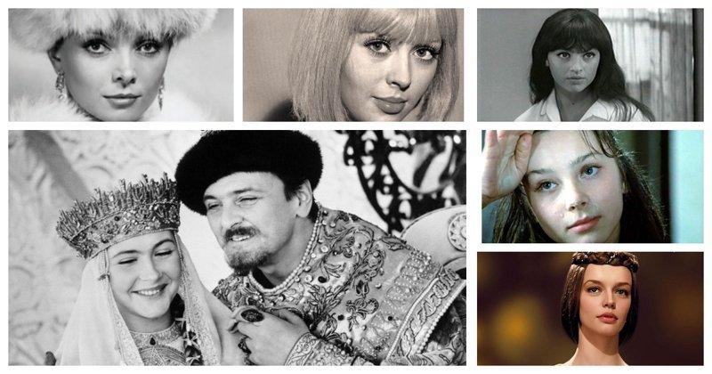 15 безумно красивых актрис из СССР, которых мало кто помнит