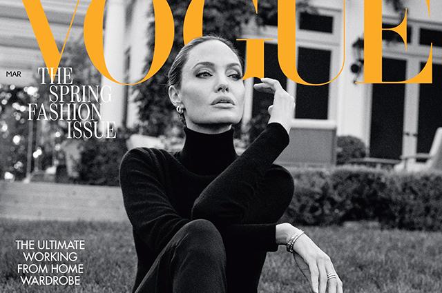 """Анджелина Джоли о воспитании детей: """"Мне не хватает навыков, чтобы быть типичной мамой-домоседкой"""""""