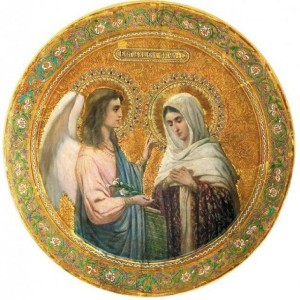 7 апреля, Благовещение Пресвятой Богородицы, что нельзя делать