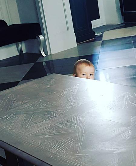 Мария Миронова впервые показала лицо младшего сына Звездные дети