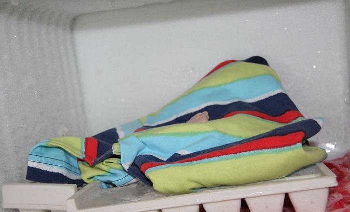 Заморозим подлую жвачку. / Фото: takprosto.cc