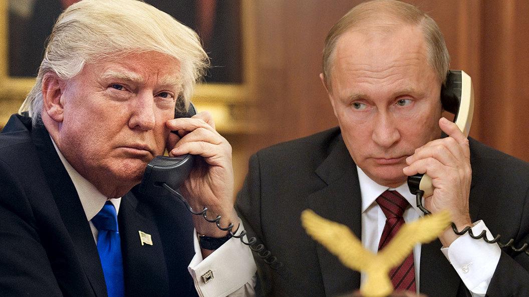 Трамп публично извинился перед Путиным