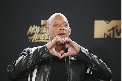 Вин Дизель признался в любви к России Шоу бизнес
