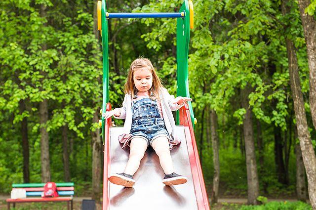 Травмы на детской площадке. Почему их число растёт?