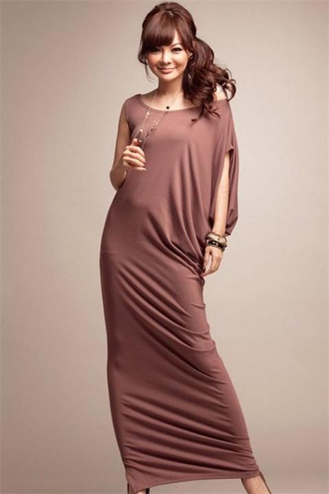 Моделирование ассимметричного платья 2