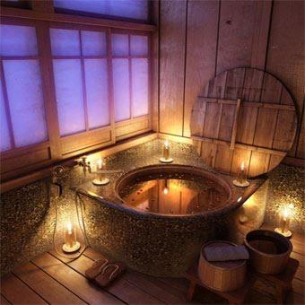 ИНТЕРЬЕР. Смелые идеи для ванной комнаты