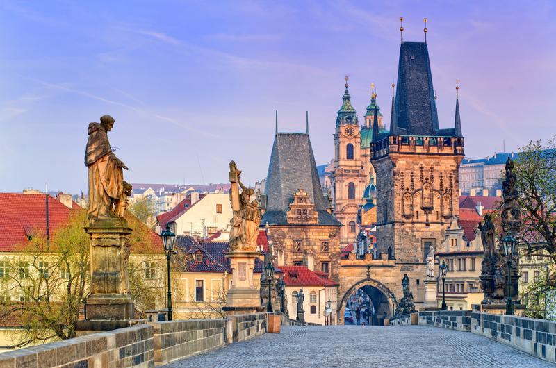Автопутешествие из Москвы в Чехию