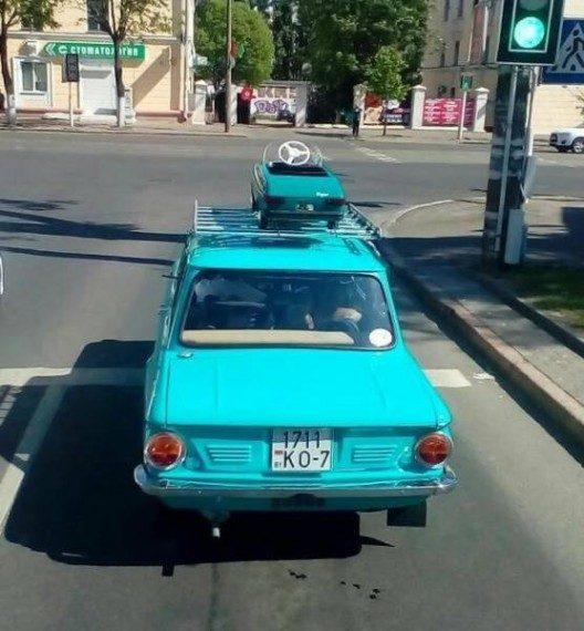 Автоюмор в ассортименте