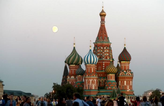 Впервые за шесть лет: Москва…