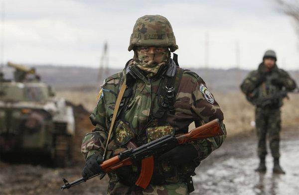 В украинской армии сформиров…