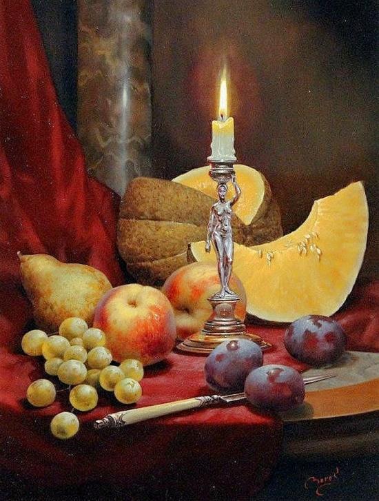 художник Gyula Boros (Дьюла Борос) картины – 20