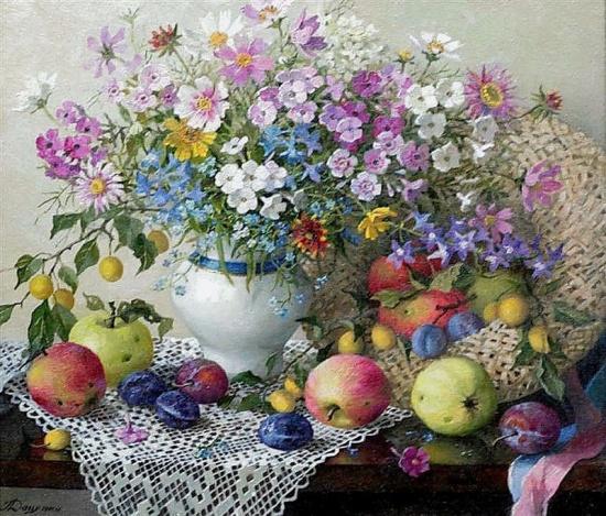 художник Лидия Даценко картины – 16