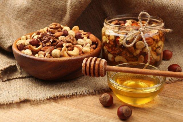 Орехи для снижения холестерина