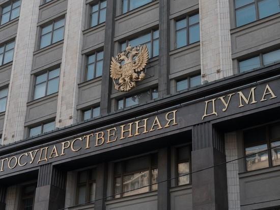Петя,мы с тобой: В Госдуму внесен проект заявления о непризнании итогов украинских выборов выборы