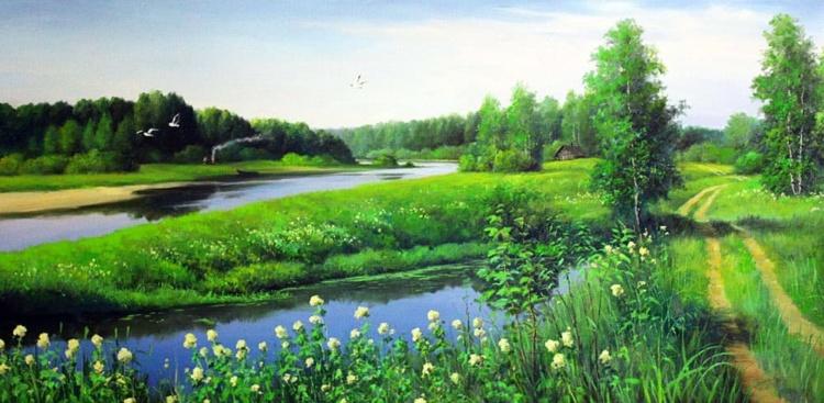художник Сергей Курицын картины – 28