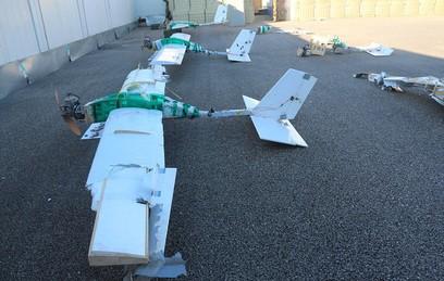Генштаб рассказал об устройстве атаковавших базы в Сирии беспилотников