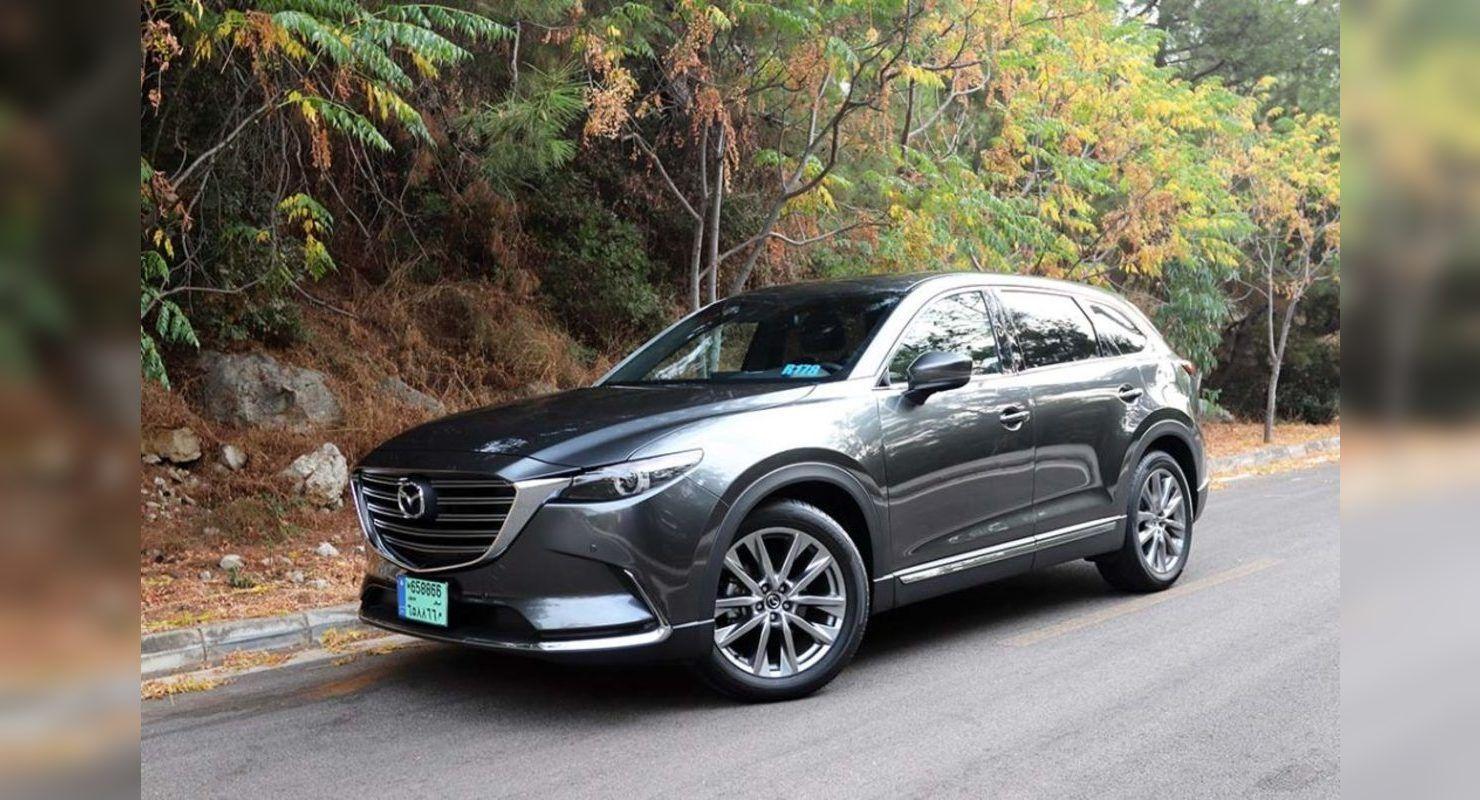 Mazda CX-9 2020 — технические параметры, интерьер Автомобили