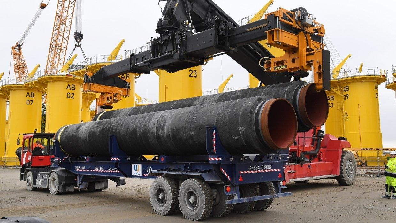 Германия не будет терпеть издевательский торг Украины по вопросу «Северного потока — 2»