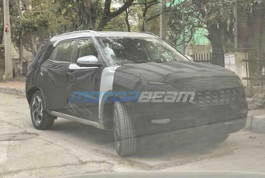 Трехрядная Hyundai Creta может получить собственное имя Новости