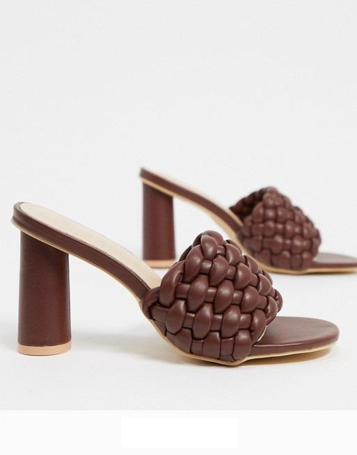 6 пар обуви накаблуке, которые опять напике популярности в2020