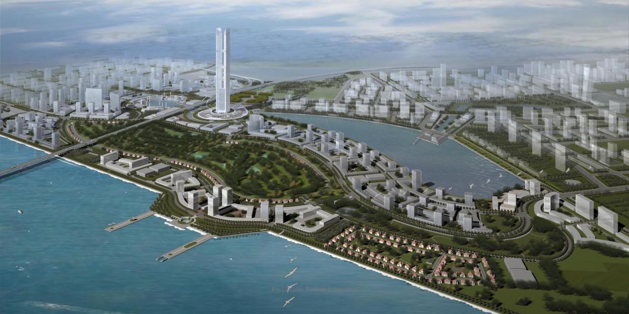 Что вообще такое «умный город»? будущее, корея, сонгдо, технологии, умный город