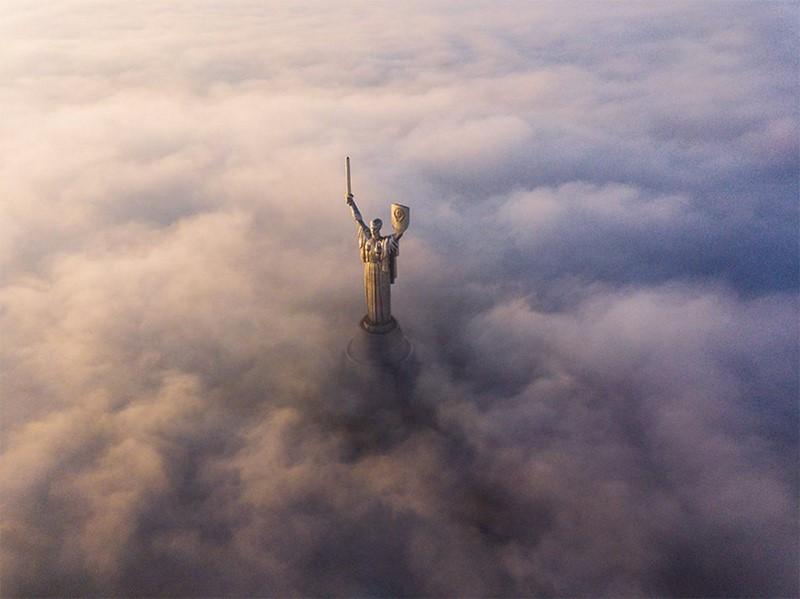 """""""Невозможные""""  фото, сделанные с помощью дронов: победители конкурса  SkyPixel рассказы"""
