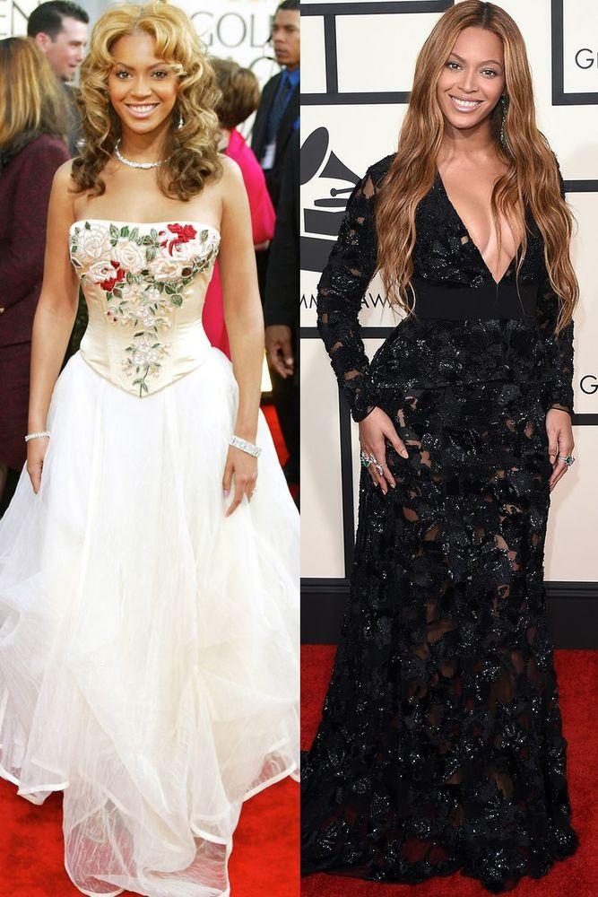 10 потрясающих «До и после»: модные преображения, фото № 12