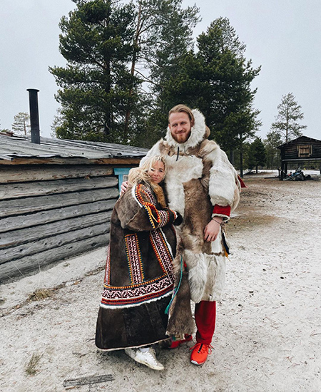 Бывший муж Пелагеи Иван Телегин проводит отпуск с невестой Марией Гончар Звездные пары