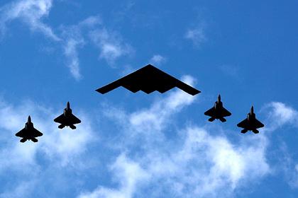 В США рассказали о «новом супероружии» ВВС против России Наука и техника