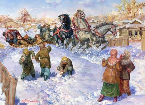 художник Владимир Чумаков-Орлеанский картины – 01