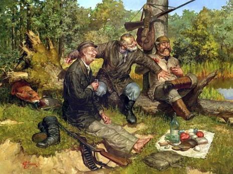 художник Владимир Чумаков-Орлеанский картины – 27