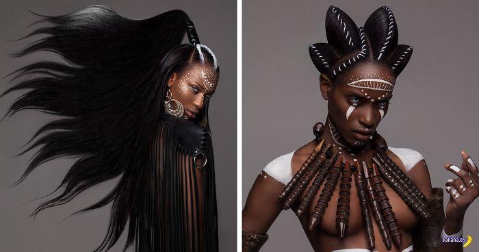 Безумие и красота British Hair Awards 2016