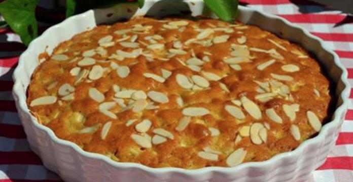 Яблочный пирог десерт  который можно готовить круглый год