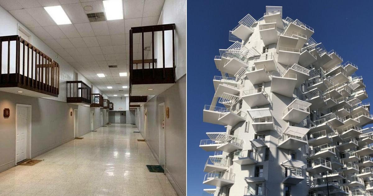 О царь-балконах: страсть как хочется иметь свой собственный балкон