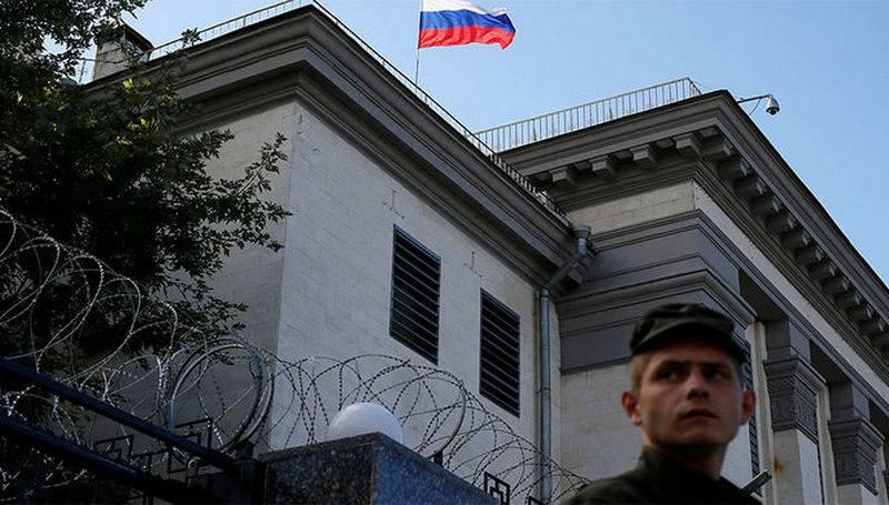 МВД Украины не пустит россиян в посольство и консульства в день выборов