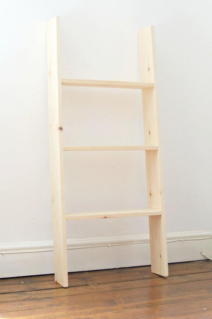 Лестница- этажерка