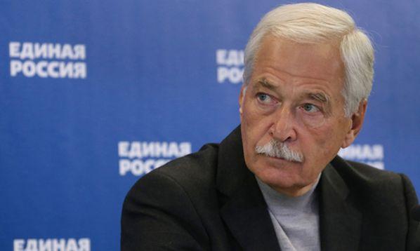 Грызлов: Создание Малороссии не вписывается в Минский процесс