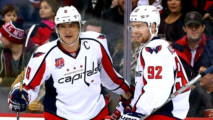 Овечкин и Кузнецов поедут на Олимпиаду-2018 наперекор решению НХЛ