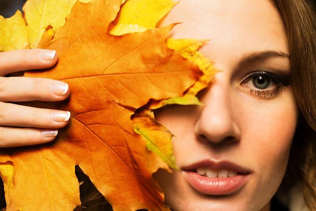 Осенние принципы ухода за кожей