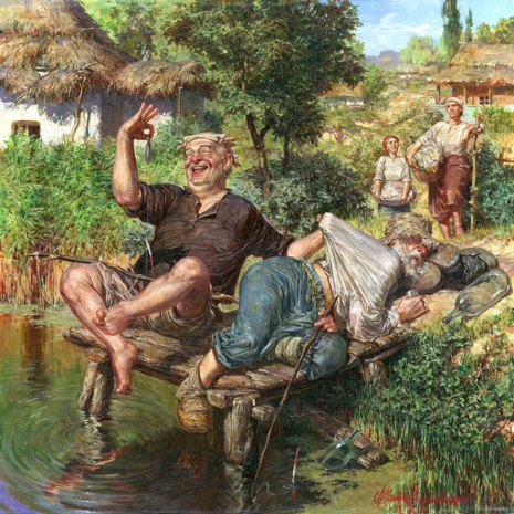 художник Владимир Чумаков-Орлеанский картины – 09