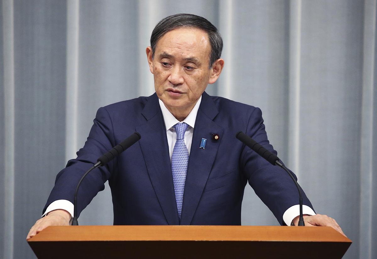 Новый премьер Японии высказался о Курилах