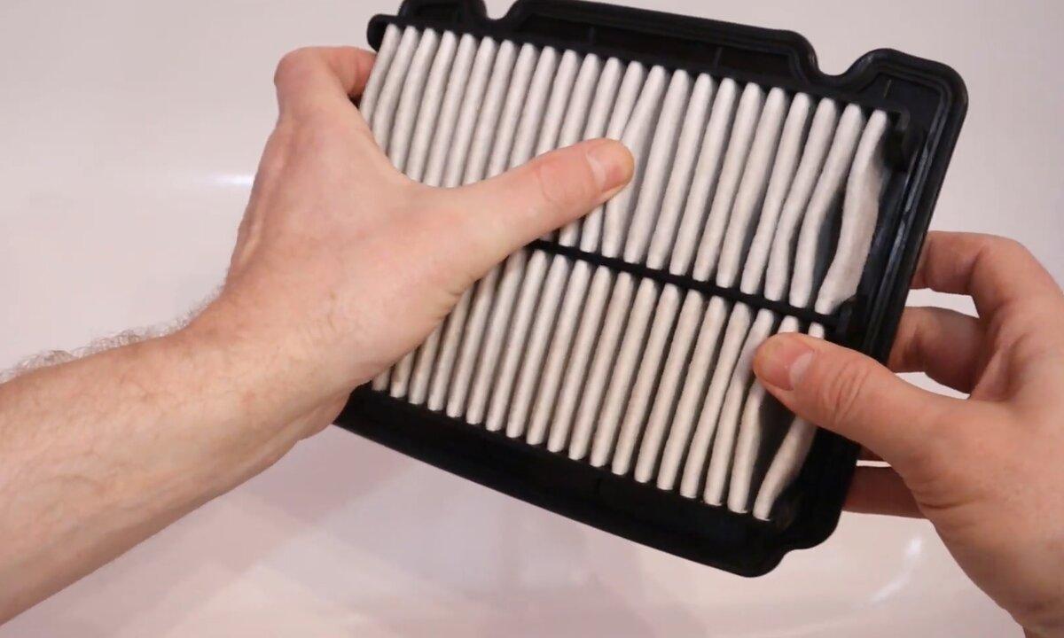 Простой способ восстановления воздушного фильтра своими руками фильтр, фильтра, материал, изделия, воздушного, может, эксплуатации, могут, собой, автомобиля, бумажный, порядка, километров, пробега, поэтому, стиральной, можно, следует, условиях, наших