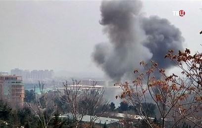 Боевики ИГ взяли на себя ответственность за теракт в Кабуле