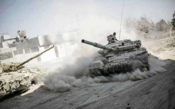 Коллапс ИГИЛ: «Тигры» и ВКС РФ крушат оборону боевиков в Алеппо, приближаясь к Ракке