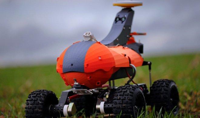 В Британии появилось необычное фермерское хозяйства, в котором трудятся только роботы